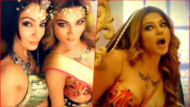 Rakhi Sawant Turns 'Chudail' for Manmohini Serial: TV's Drama Queen Will Not Scare but Make You Laugh Out Loud (Watch Video)