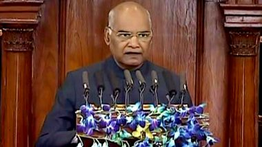 National Security Top Priority of Narendra Modi-Led Govt: President Ram Nath Kovind