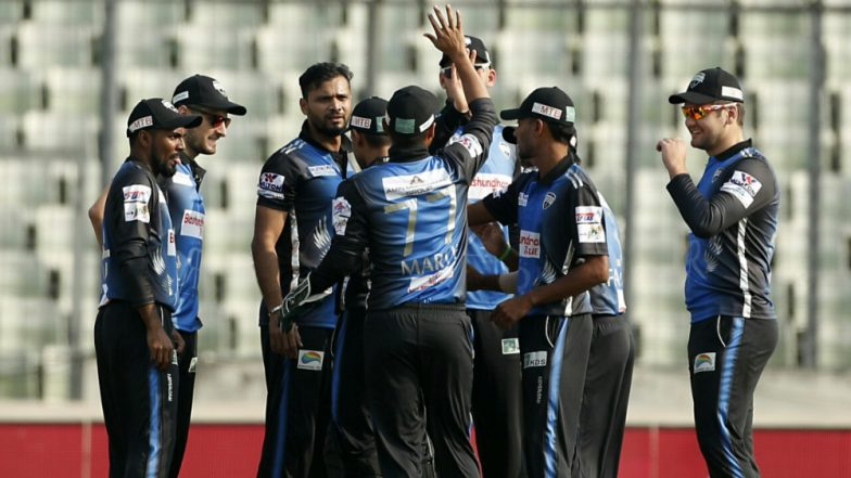 BPL 2019 Live Streaming, RR vs RK: Get Live Cricket Score, Watch Free Telecast of Rangpur Riders vs Rajshahi Kings on Gazi TV & Online