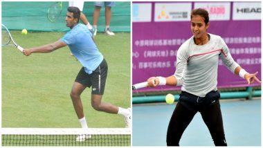 Tennis: Prajnesh Gunneswaran, Ankita Raina Achieve Career-Best Rankings