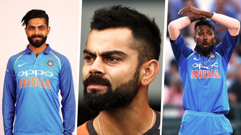 Ravindra Jadeja to Replace Hardik Pandya in India's Playing XI for 1st ODI Against Australia, Hints Virat Kohli