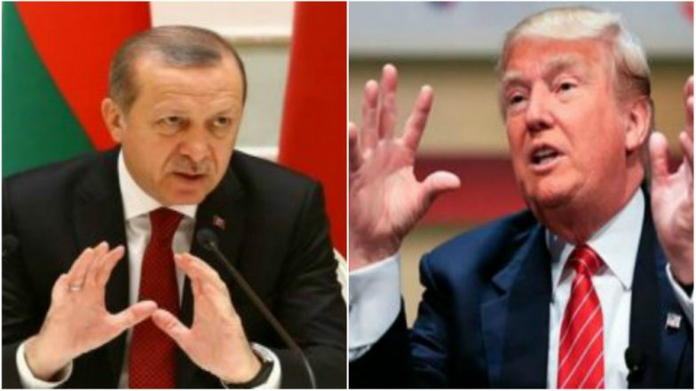 Donald Trump, Recep Tayyip Erdogan Discuss Turkey's S-400 Missile Defence System Purchase