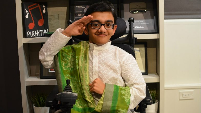 National Anthem of India 'Jana Gana Mana' Gets a 'Refreshing Touch' by US-Based Music Artist Sparsh Shah