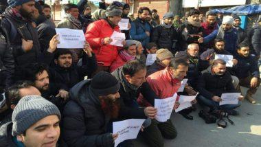 Republic Day 2019: Srinagar Journalists Protest After Govt Denies Permission to Enter R-Day Parade Venue