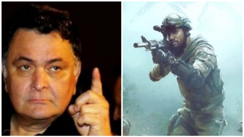 Vicky Kaushal-Yami Gautam's Uri: The Surgical Strike Gets Reviewed by Rishi Kapoor and Here's What The Actor Has To Say