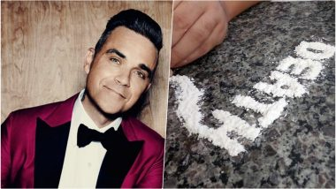 Robbie Williams Filmed Encouraging Young Fans to Take Cocaine and Telling How to Mix Alcohol With Ecstasy!