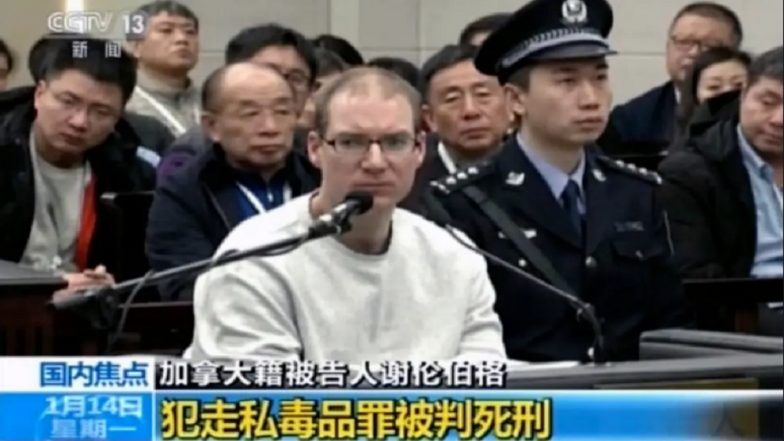 Canadian Sentenced to Death by Chinese Court as China-Canada Tensions Escalate