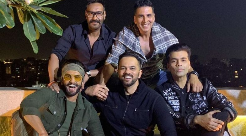 After Ranveer Singh's Simmba, Rohit Shetty is Planning a Female Cop Film