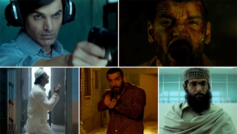 Romeo Akbar Walter Teaser: John Abraham's Experiment With his Looks as a RAW Agent has Our Attention (Watch Video)