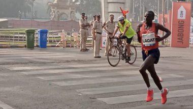 Mumbai Marathon 2019: Cosmas Lagat of Kenya Wins in Elite Men's Category