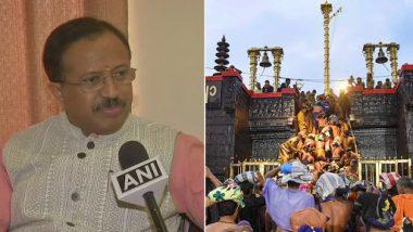 Sabarimala Temple Row: BJP Leader Calls Women Entering Temple 'Maoists'