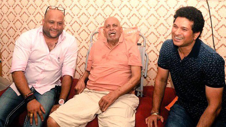 Ramakant Achrekar Dies at 87: Sachin Tendulkar and Vinod Kambli's Coach Breathes His Last in Mumbai