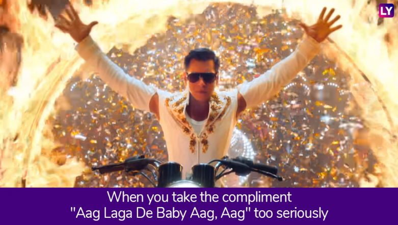 Salman Khan's Entry in Bharat Teaser is Power-Packed But You Can't Miss These Funny Memes on It