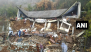 Uttarakhand Rains: Saraswati Shishu Mandir School Building Collapses in Chamoli's Gopeshwar; 'Weather Warning Holiday' in State Averts Tragedy