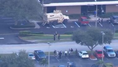 5 Killed in Mass Shooting as Gunman Opens Fire in a bank in Florida, U.S.