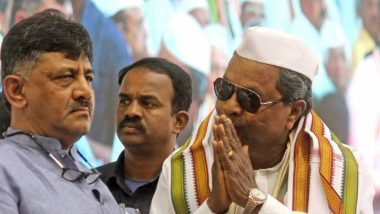 Karnataka Political Crisis: Independent MLA Nagesh Resigns as Minister, Other Congress Ministers to Follow