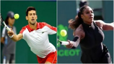 Simona Halep Sent Home, Novak Djokovic, Serena Williams Headed to Australian Open 2019 Quarters