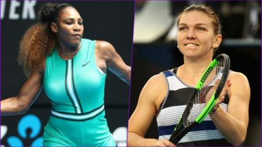 Serena Williams vs Simona Halep, Australian Open 2019 Live Streaming Online: How to Watch Live Telecast of Aus Open Fourth Round Match?