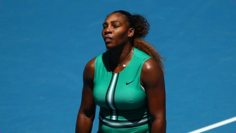 Serena Williams Knocked Out of Australian Open 2019, Loses to Karolina Pliskova in Quarter-Finals