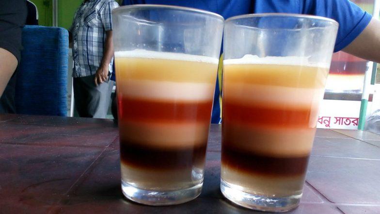Seven-Colour Tea a Hot Attraction in Bangladesh