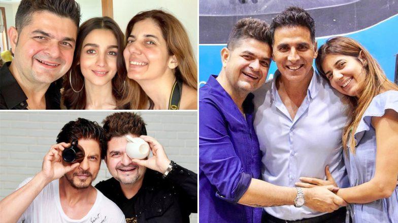 Dabboo Ratnani 2019 New Year Calendar: Shah Rukh Khan, Alia Bhatt, Akshay Kumar, Anushka Sharma Look Glamorous As They Shoot for the Date-Book (View BTS Pics)