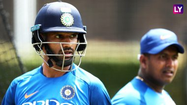 Shikhar Dhawan Predicts India vs Australia ODI Final Match at MCG to Be Exciting, Backs Under-Fire Young Indian Bowlers Ahead of 3rd ODI: Watch Video
