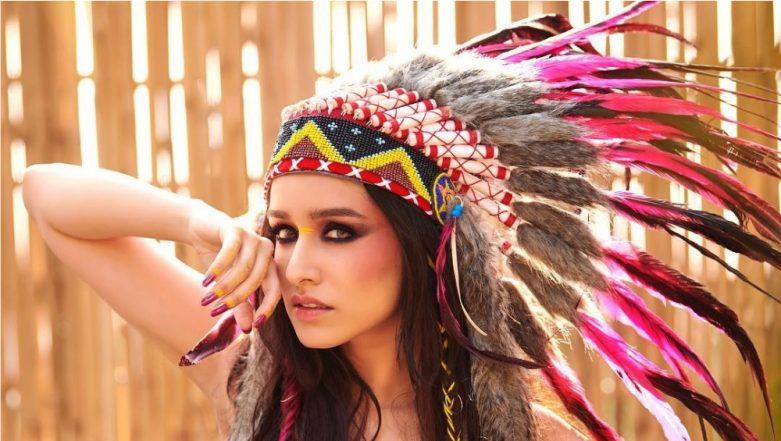 Dabboo Ratnani Calendar 2019: Shraddha Kapoor's Native American War Bonnet Photo Gets Slammed by Diet Sabya for Cultural Appropriation