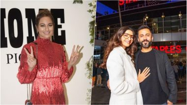 Latest Bollywood News of Day: Sonakshi Sinha Begins Shooting New Film, Sonam Kapoor in Love With LA