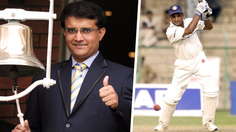 Jacob Martin Road Accident: 'You Are Not Alone,' Says Sourav Ganguly