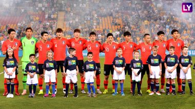 South Korea vs Bahrain, AFC Asian Cup 2019 Live Streaming Online: How to Get Asia Cup Match Live Telecast on TV & Free Football Score Updates in Indian Time?