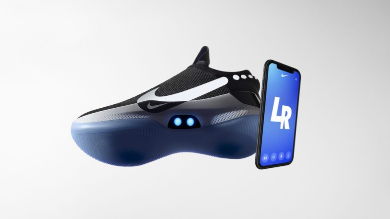 Nike Adapt BB: All About The 'Self-Lacing Shoes' Which Can Be Controlled via Smartphone; Watch Video