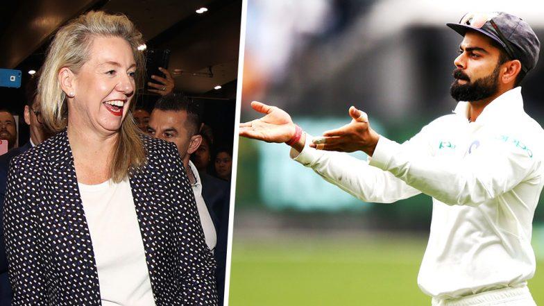 'I Have Got a Total Cricket Crush on This Guy, Virat Kohli', Says Australia Sports Minister; Calls Indian Cricket Team Captain Best Batsman in the World