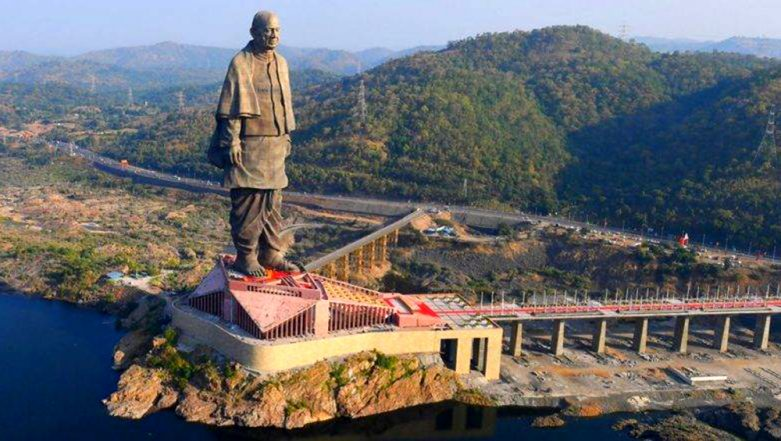 Gujarat's Statue of Unity Under Terrorists' Radar After Pulwama Attack? ATS Probing Suspicious Email