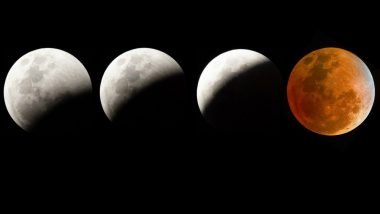 Super Blood Wolf Moon Lunar Eclipse 2019 Live Streaming & Time in IST: Where Will Chandra Grahan Be Visible in India?
