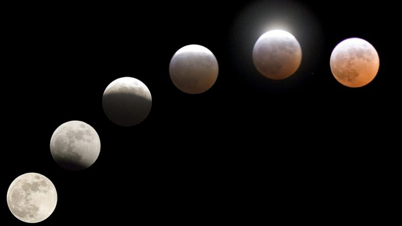 Super Wolf Blood Moon Eclipse 2019 Live Streaming: When And How to Watch Chandra Grahan Online in India
