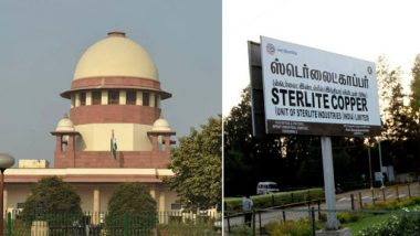 Tamil Nadu Govt Approaches Supreme Court Against NGT Order of Reopening Sterlite Copper Smelter Plant at Thoothukudi
