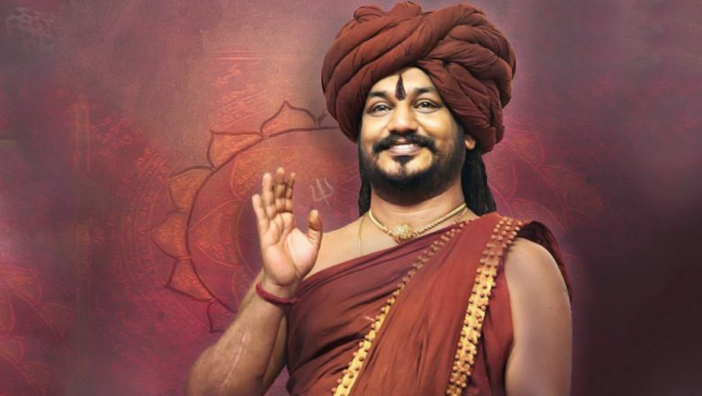 Move Over Hardik Pandya and KL Rahul's Episode in Koffee With Karan 6, Watch Swami Nithyananda Answering Rapid-Fire Round Like a Boss!