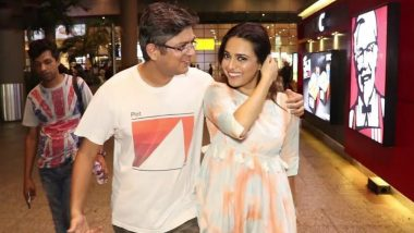 Swara Bhaskar Blames Patriarchy for Boyfriend Himanshu Sharma Not Discussing His Work With Her
