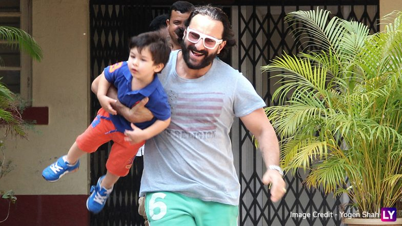 Saif Ali Khan Upsets Paparazzi, Says He's 'Happy' About the Police Action Taken Against Them