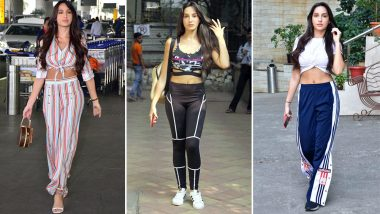 Nora Fatehi Makes Us Go 'Wow' Every Time She Steps Out Of Her Den! These Pics Prove Our Claim