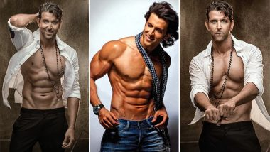 Hrithik Roshan Birthday Special: These Droolworthy Pictures of the Actor Justify His Greek God Tag