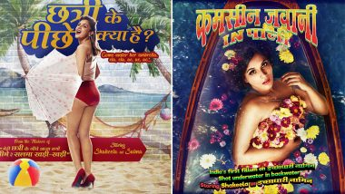 Richa Chadha's Stunning 'Shakeela' Calendar Will SHOCK You With its Cheeky Titles - Pick Your Fav!