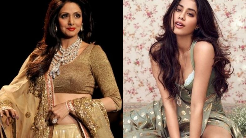 752ea91ec77 When Janhvi Kapoor Asked Mom Sridevi to  CHILL  and Not Be Dramatic About  Her