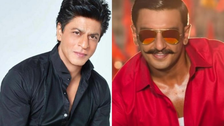 Ranveer Singh Was Originally Supposed to Work in Shah Rukh Khan Starrer Zero?