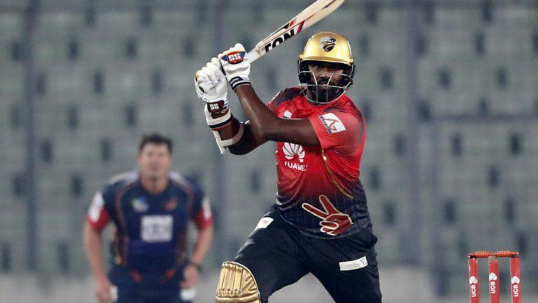 BPL 2019: Thisara Perera Smashes 74 Off Just 26 Balls During Chittagong Vikings vs Comilla Victorians T20 Match, Watch Video