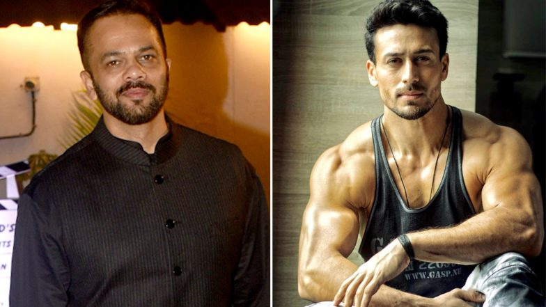 Is Tiger Shroff The Next 'Simmba' For Rohit Shetty? These Images Are A Hint: View Pics!