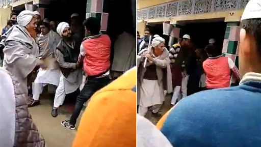 Uttar Pradesh Shocker: Teenager Posts Girl's Image in Tik-Tok Video, Gets Thrashed in Public After Panchayat Order (Watch Video)