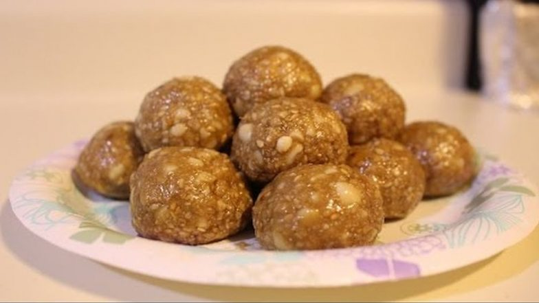 Makar Sankranti Recipes 2019: Move Over Til-Gud Ladoo Try Bugga and Til Ki Barfi This Harvest Festival