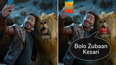 Total Dhamaal Trailer Memes Are Funnier Than the Trailer! Ajay Devgn, Arshad Warsi, Madhuri Dixit, Anil Kapoor's Comic Caper Gets Roasted by Netizens