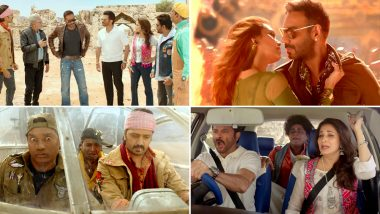 Total Dhamaal Trailer: Ajay Devgn, Madhuri Dixit, Anil Kapoor and Arshad Warsi's Crazy Adventure and Shenanigans Begin!